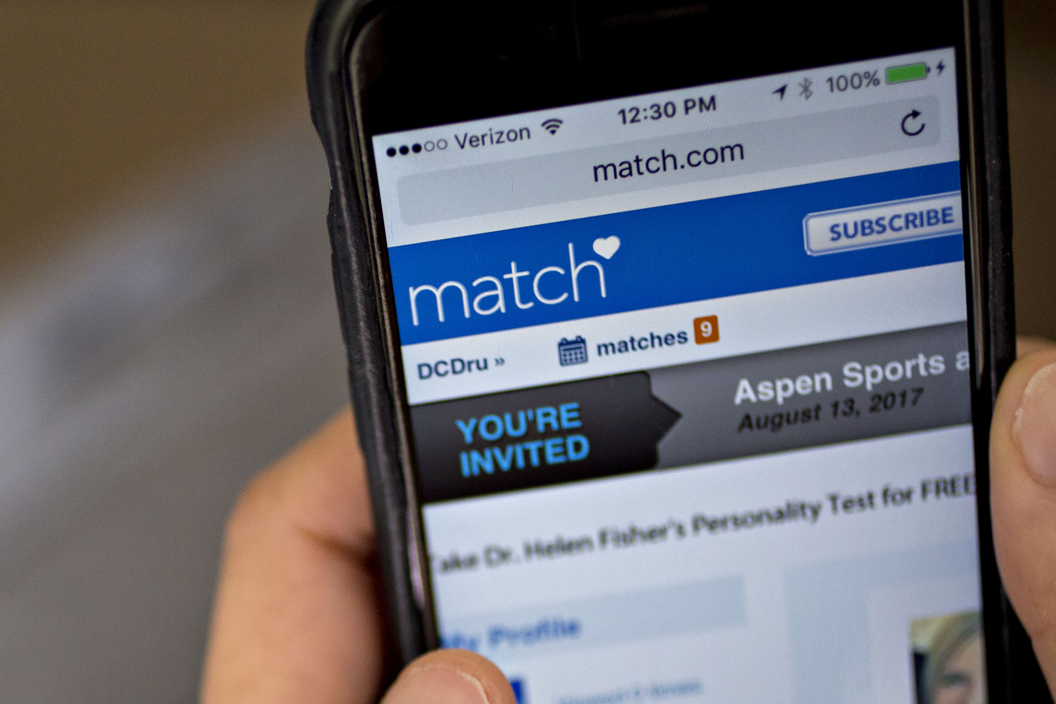 Options traders are getting cold feet on Match Group ahead of earnings