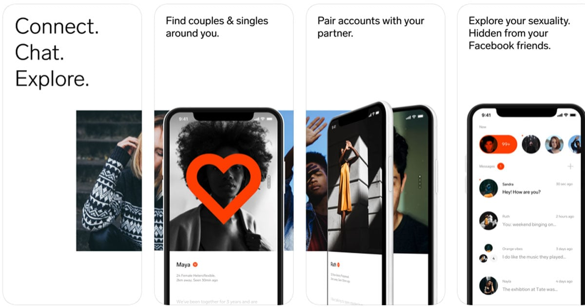 Everything You Need to Know About Feeld, the Nonbinary Dating App