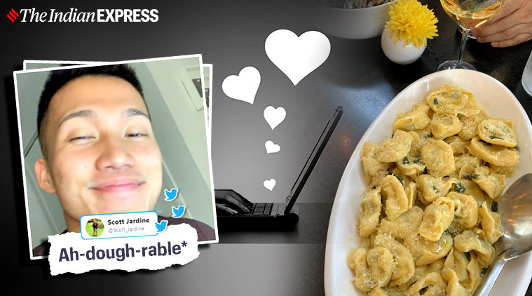 Man creates Twitter account to woo Tinder date, shows off tortellini recipe in thread