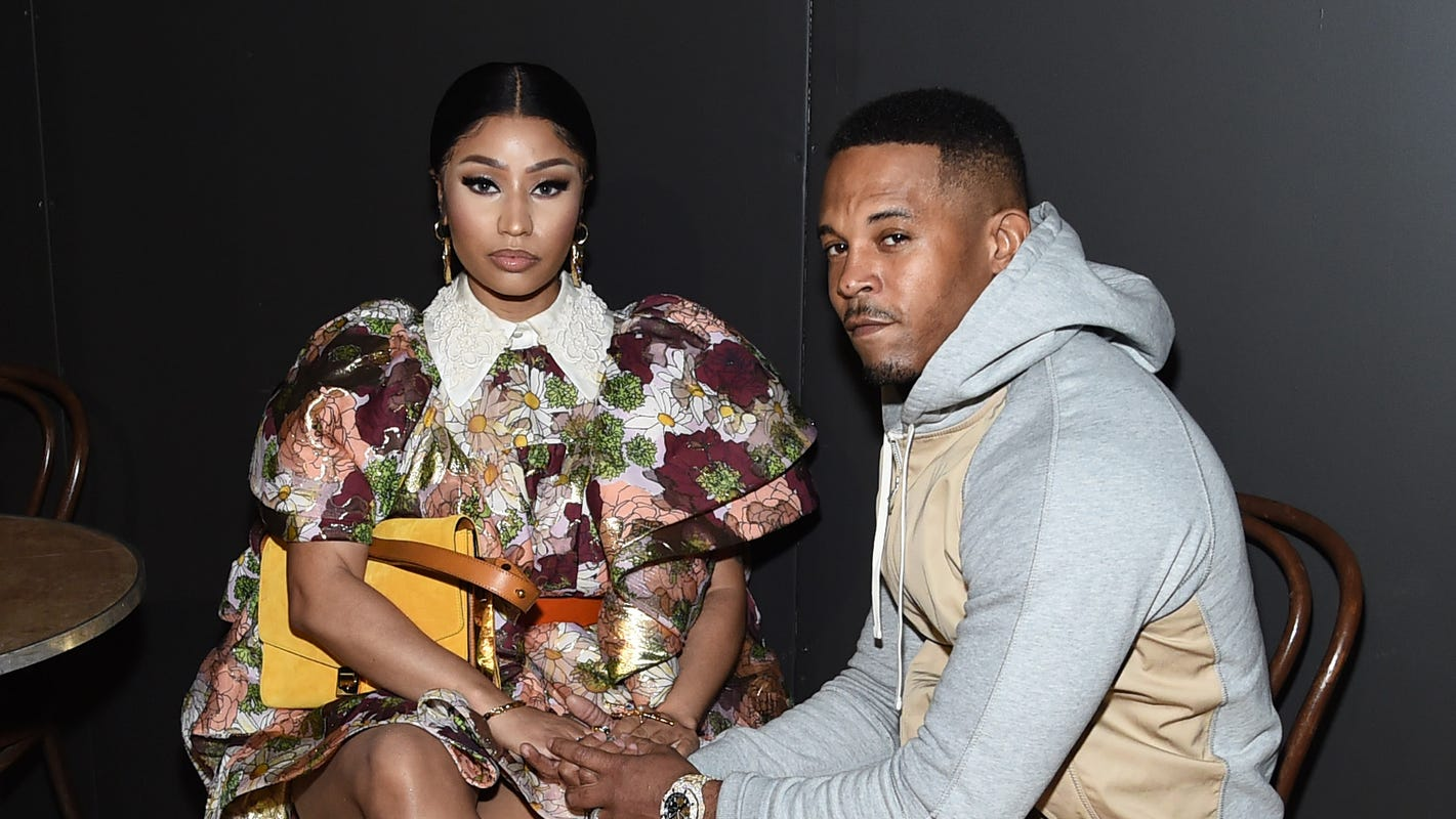 Nicki Minaj's husband, Kenneth Petty, arrested for failing to register as a sex offender