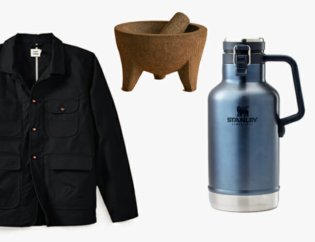 7 Deals Not to Miss: A Flint and Tinder Waxed Jacket, Microsoft Ergonomic Keyboard & More