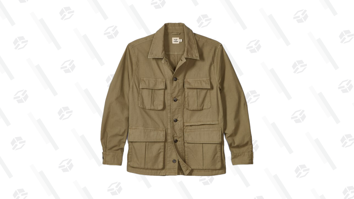 Spark Joy With 20% off Huckberry's Flint and Tinder Collection