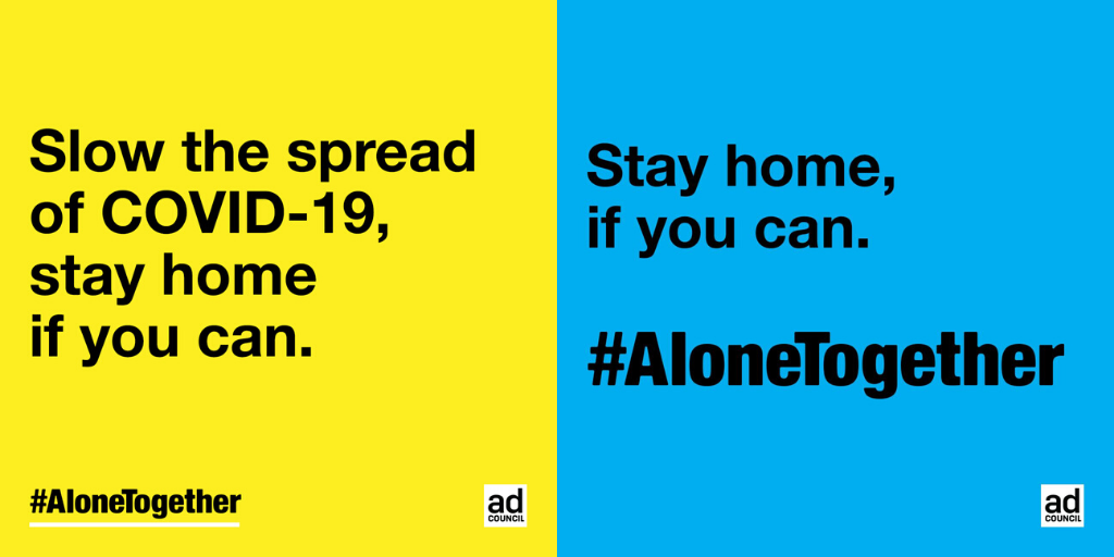 The Ad Council and Google push '#StayHome. Save lives' industry-wide movement – The Drum