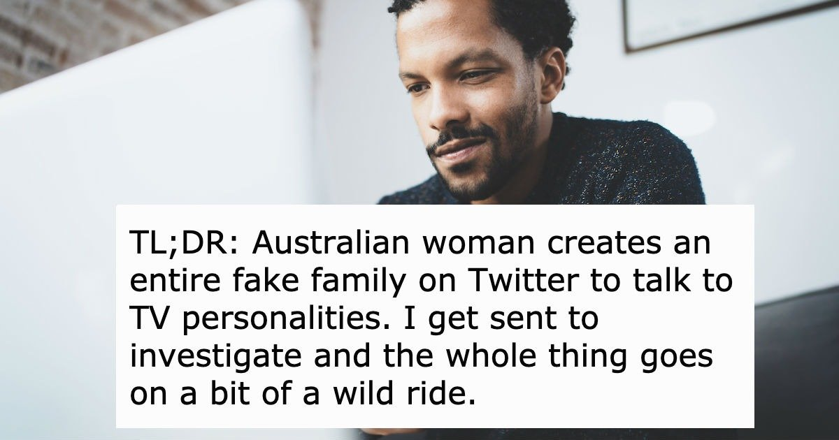 20 people who have been Catfished share what happened when they discovered the lies.